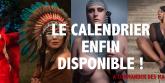 Pajany Calendar : un calendrier qui fait honneur aux femmes rondes